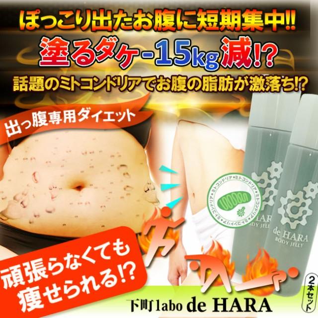 【SALE】数量限定2本セット★下町ラボ de HARA【送料無料】
