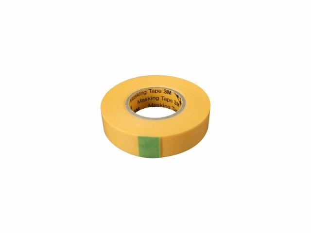 【業務用 3Mマスキングテープ 12mm 1個】ボディー養生 車内養生 養生用品 スリーエム 養生テープ 保護テープ
