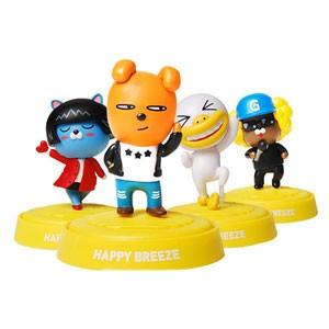 (先払いのみ) 韓国キャラクターグッズ KAKAO FRIENDS(カカオ・フレンズ) フィギュア 芳香剤 Ver.2(4.5ml/4種1択)