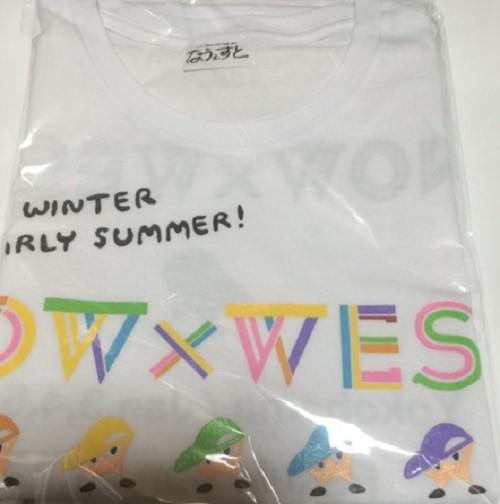 【新品】 ジャニーズWEST・・【Tシャツ】・・・☆ ・