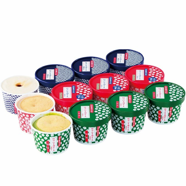 【お取り寄せ】 桔梗屋 桔梗信玄餅アイス 【食べ比べセット】 ※名入・包装不可
