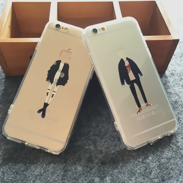 iphone6 カバー ペアの商品