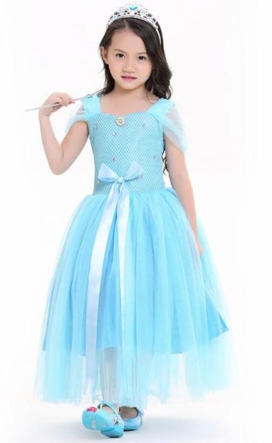 ハロウィン衣装 子供用 KIDS キッズ グリム童話 眠り姫 シンデレラ プリンセス♪ハロウィーン用品 コスプレ ハロウィン 衣装