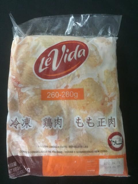 冷凍 鶏もも正肉 2kg 260g280gサイズ 業務用【肉】