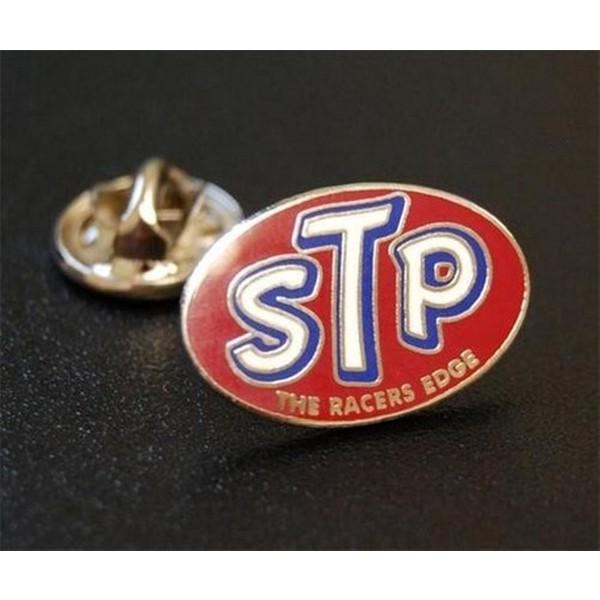 ピンバッジ STP ピンズ ピンバッチ アクセサリー エンブレム アメリカン雑貨 アメ雑 ピンバッチ ピンバッジ ピンズ おしゃれ