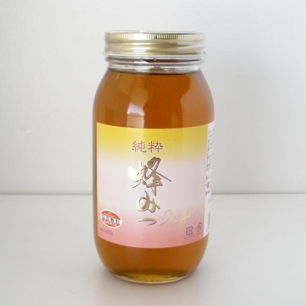 マルミ 純粋蜂みつ ピュアハニー 中国産 1000g