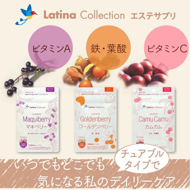 エステサプリ 1種類 マキベリー カムカム ゴールデンベリー 内容量(1袋):36g (900mg × 40粒)サプリメント ビタミン