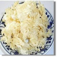 白きくらげ(業務用1kg) 無農薬 白木耳 銀耳 キクラゲ 食物繊維 業務用 お買い得