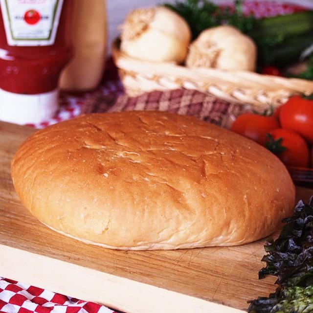 特大 ハンバーガー用パン 冷凍バンズ(直径19cm)