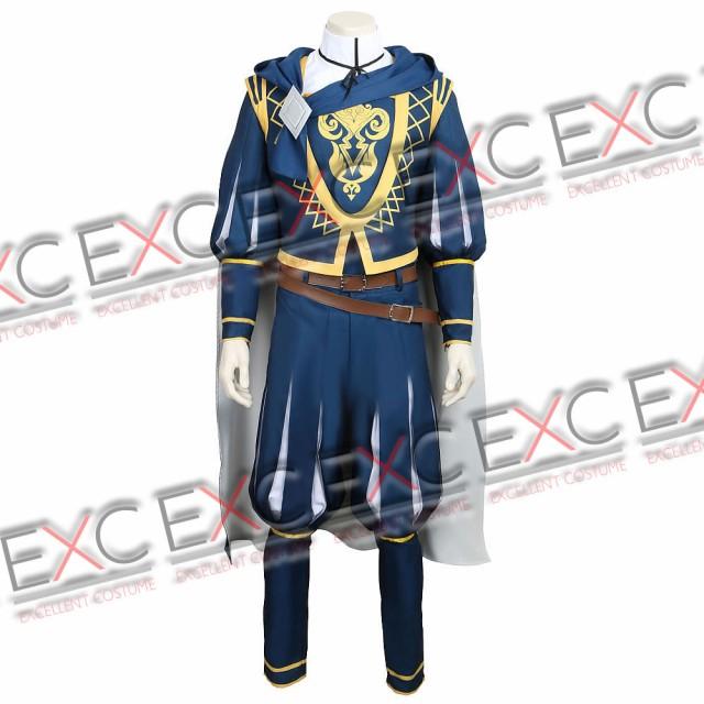 A3!(エースリー) 碓氷真澄(うすいますみ) ロミオとジュリアス 風 コスプレ衣装