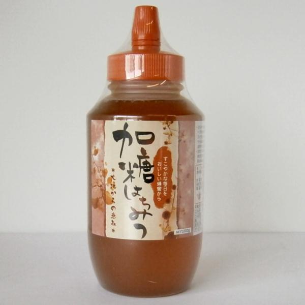 マルミ 加糖蜂みつ 中国産 1000g ポリ容器