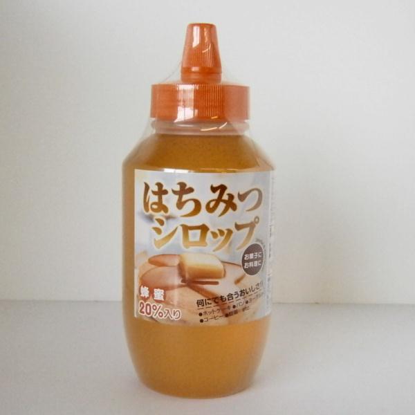 マルミ はちみつシロップ 蜂蜜20%入り 1kg ポリ