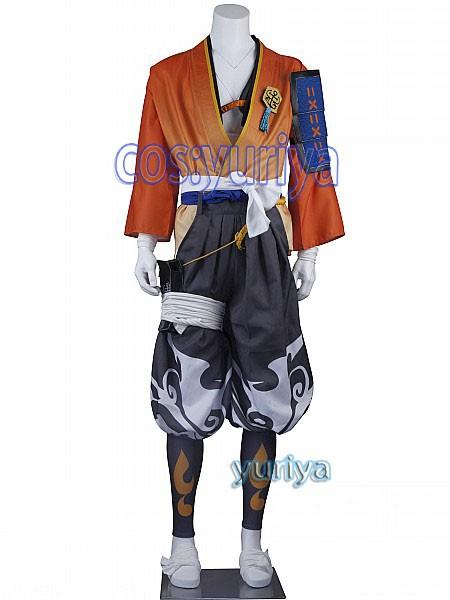 刀剣乱舞 陸奥守吉行 (むつのかみよしゆき) コスプレ衣装