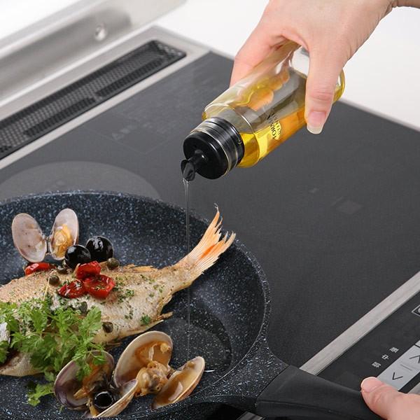 調味料入れ オイルボトル 150ml ガラス フォルマHG ( 油さし 油差し 油入れ 調味料ボトル 調味料容器 ガラスボトル 詰め替え ドレッシン