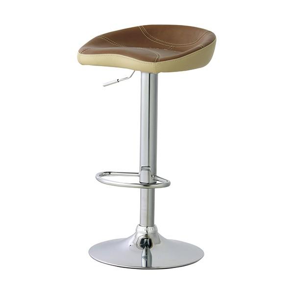 カウンタースツール 椅子 ソフトレザー 座面高62〜82cm ( 送料無料 イス いす チェア チェアー 回転椅子 回転いす ハイチェア ハイチェ