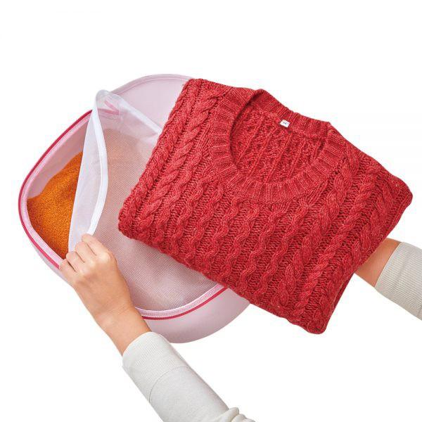 洗濯ネット サボるんおしゃれ着ネットボックス おしゃれ着 メッシュ ニット ジャケット ( ランドリーネット 洗濯 ネット おしゃれ着洗い
