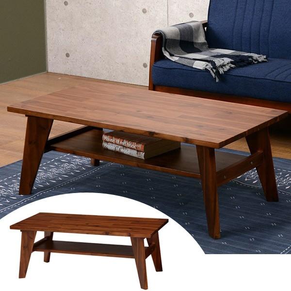 ローテーブル センターテーブル 天然木 エスニック調 UMBER 幅100cm  ( 送料無料 テーブル 机 つくえ リビングテーブル 木製 アカ