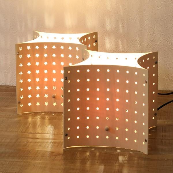 照明 LED パンチング テーブルランプ テーブルライト ( 送料無料 照明器具 卓上 ライト スタンドライト 間接照明 ランプ 卓上ライト ラ