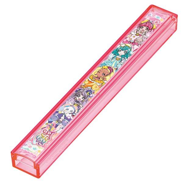 箸箱 スター☆トゥインクルプリキュア 子供 キャラクター 日本製 ( プリキュア 箸ケース カトラリー 子供用 )