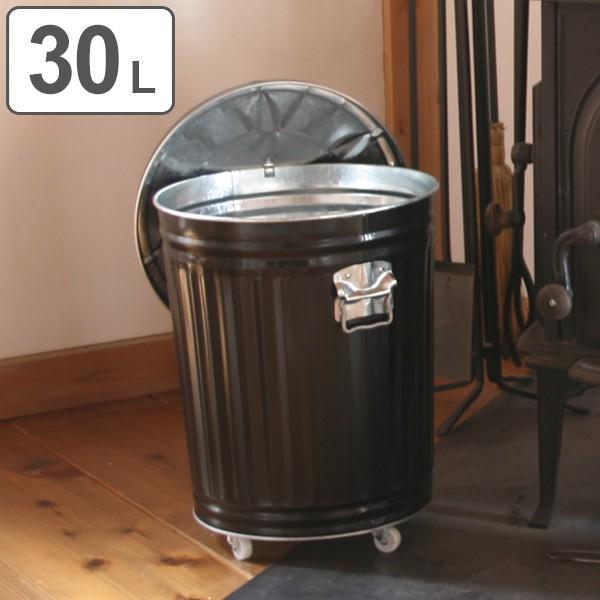 灰入れバケツ 30L 二重底 灰入れ ふた付き キャスター付き 暖炉 ゴミ箱 obaketsu オバケツ ( バケツ 灰 薪入れ 灰取り フタ付き 灰バケ