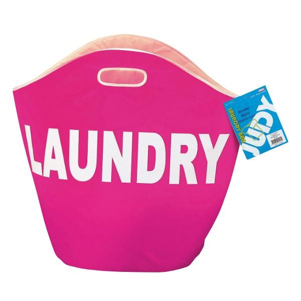 ランドリーバスケット ジュディ ランドリーバッグ 洗濯かご ( ランドリーボックス バッグ 折りたたみ 軽量 洗濯カゴ 脱衣かご コインラ
