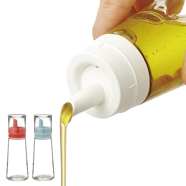 オイルボトル リベラリスタ 調味サーバーM LIBERALISTA オイル差し ( 調味料入れ 油さし 油差し 油入れ 調味料ボトル 調味料容器 ガラス