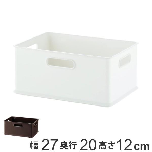 収納ボックス 収納ケース インボックス S プラスチック 日本製 ( 小物入れ 収納 カラーボックス インナーボックス おもちゃ箱 コンテナ