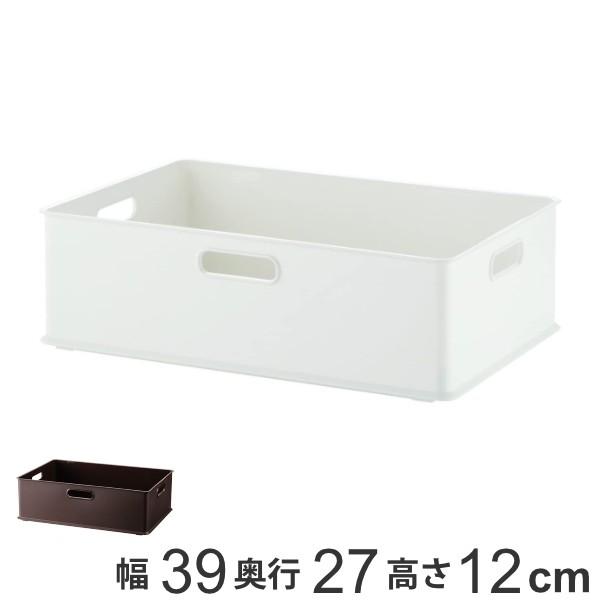 収納ボックス 収納ケース インボックス M プラスチック 日本製 ( 小物入れ 収納 カラーボックス インナーボックス おもちゃ箱 コンテナ