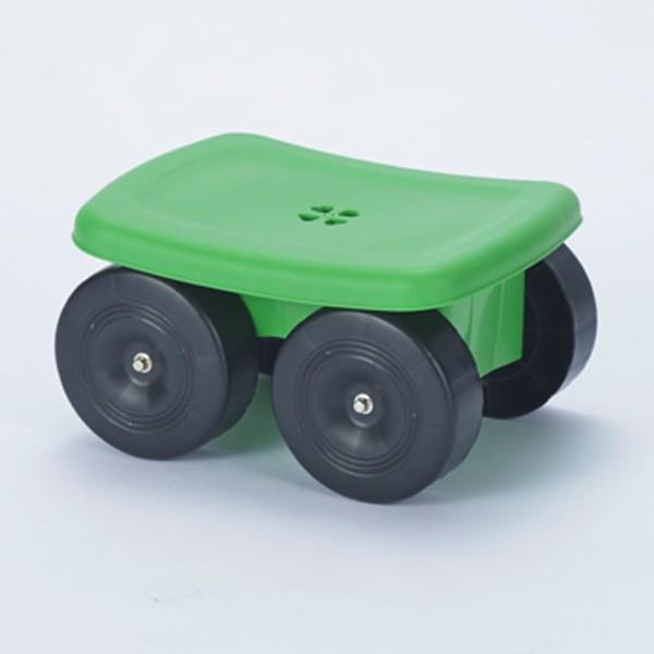 ガーデニング用品 腰掛け 台車 フィールドカート クローバー ( ガーデニング 作業椅子 園芸用品 園芸 農作業 ガーデン 草むしり 草取り