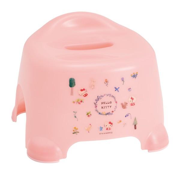 風呂イス ベビー風呂イス フォレストフレン キティ 子供用 フロイス ( キャラクター ハローキティ 風呂いす 子供用風呂いす 風呂椅子 腰