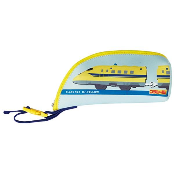 ペットボトルカバー 保冷カバー プラレール ドクターイエロー 500ml用 ( ペットボトルケース ペットボトルホルダー 保冷ボトルケー