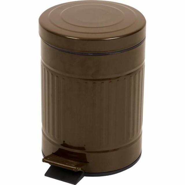 キューボ ゴミ箱 ブラウン az-lfs-071br /ゴミ箱/分別/おしゃれ/ふた付き/屋外/キッチン/リビング/木/密閉/収納/北欧/インテリア/セール