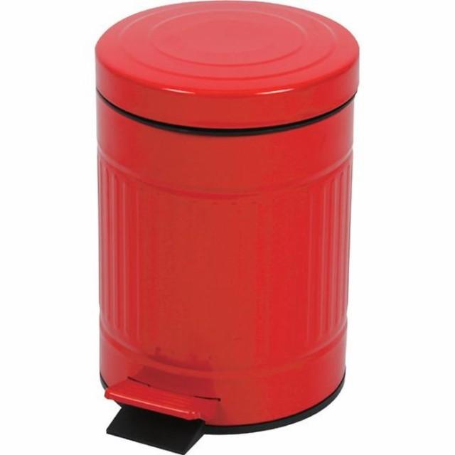 キューボ ゴミ箱 レッド az-lfs-071rd /ゴミ箱/分別/おしゃれ/ふた付き/屋外/キッチン/リビング/木/密閉/収納/北欧/インテリア/セール/
