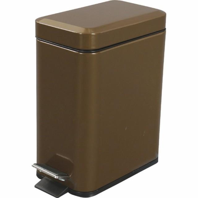 フォッサ ゴミ箱 ブラウン az-lfs-076br /ゴミ箱/分別/おしゃれ/ふた付き/屋外/キッチン/リビング/木/密閉/収納/北欧/インテリア/セール