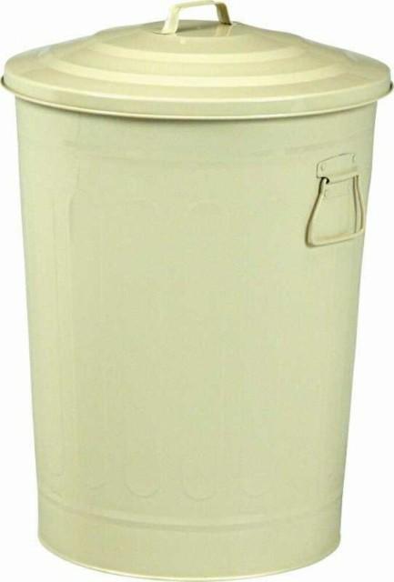 マルチダスト缶 49L アイボリー fj-90960 /ゴミ箱/分別/おしゃれ/ふた付き/屋外/キッチン/リビング/木/密閉/収納/北欧/インテリア/セ