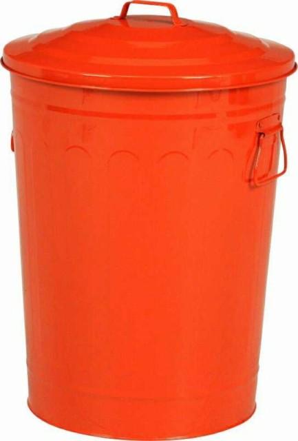 マルチダスト缶 49L レッド fj-90963 /ゴミ箱/分別/おしゃれ/ふた付き/屋外/キッチン/リビング/木/密閉/収納/北欧/インテリア/セール