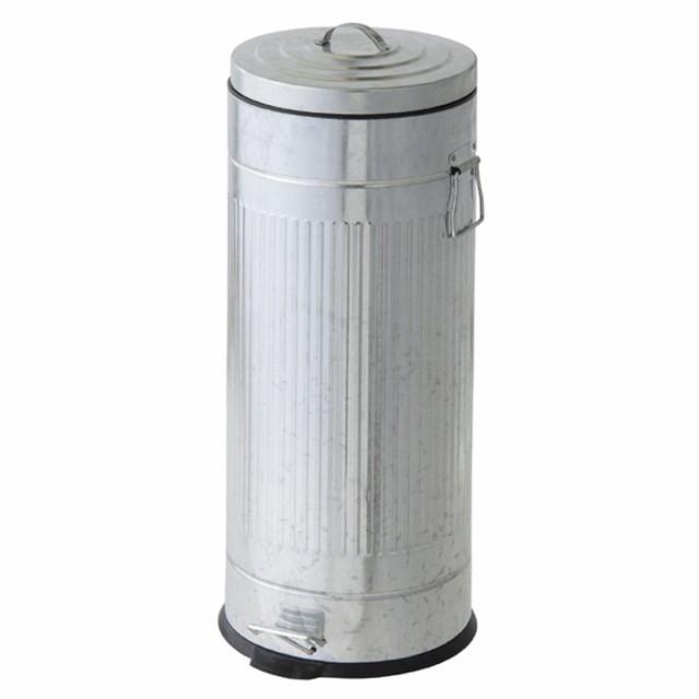 ガープ シルバー 30L az-lfs-156sv /ゴミ箱/分別/おしゃれ/ふた付き/屋外/キッチン/リビング/木/密閉/収納/北欧/インテリア/セール/モダ