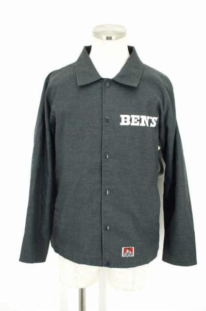 BEN DAVIS(ベンデイビス) TCツイルコーチジャケット サイズ[M] メンズ ジャケット 【中古】【ブランド古着バズストア】【181117】