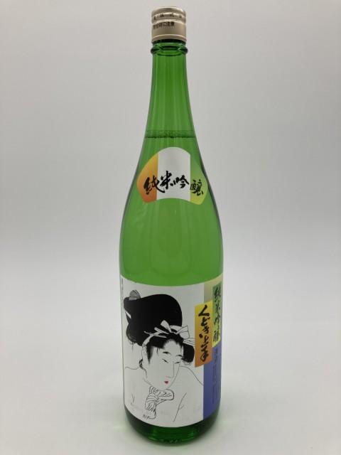 くどき上手 純米吟醸1800ml