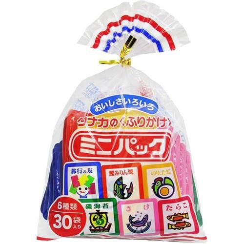 田中食品 タナカのふりかけ ミニパック 30袋入