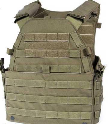【FLYYE】MOLLE LT6094 Vest RG ベスト サバイバル/ミリタリーFY-VT-M017-RG