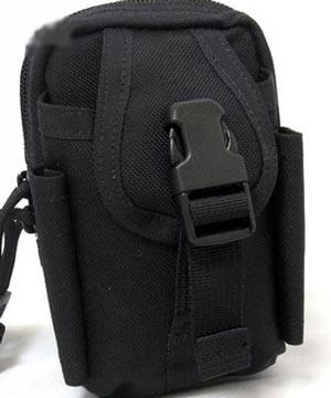 【FLYYE】Mini Duty Waist Bag BK ウエスト バッグ サバイバル/ミリタリーFY-BG-G013-BK