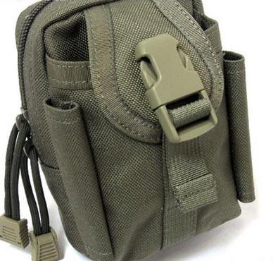 【FLYYE】Mini Duty Waist Bag RG ウエスト バッグ サバイバル/ミリタリーFY-BG-G013-RG
