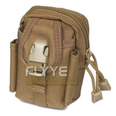 【FLYYE】Mini Duty Waist Bag CB ウエスト バッグ サバイバル/ミリタリーFY-BG-G013-CB
