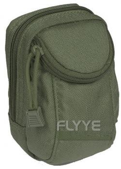 【FLYYE】EDC Mini Camera Bag OD ミニ カメラ バッグ サバイバル/ミリタリーFY-BG-G015-OD