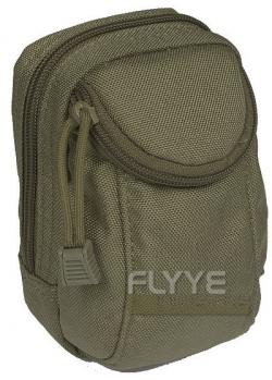 【FLYYE】EDC Mini Camera Bag RG ミニ カメラ バッグ サバイバル/ミリタリーFY-BG-G015-RG