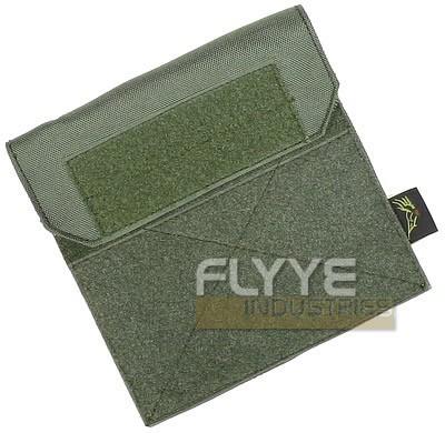 【FLYYE】MOLLE Administrative Storage Pouch OD ポーチ サバイバル/ミリタリーFY-PH-C003-OD