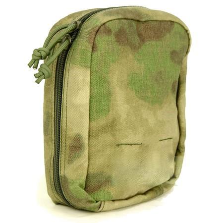 【FLYYE】Medical First Aid Kit Pouch A-TACS FG (A-TACS森林ver) メディカルファーストエイドキットポーチ FY-PH-C006-FG