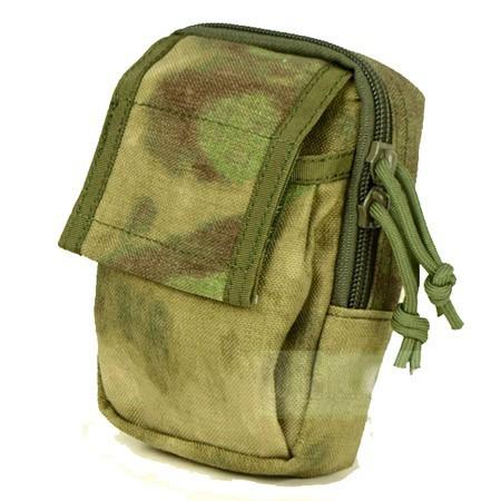 【FLYYE】EDC Small Bag A-TACS FG (A-TACS森林ver) スモールバッグ サバイバル/ミリタリー FY-PH-C031-FG