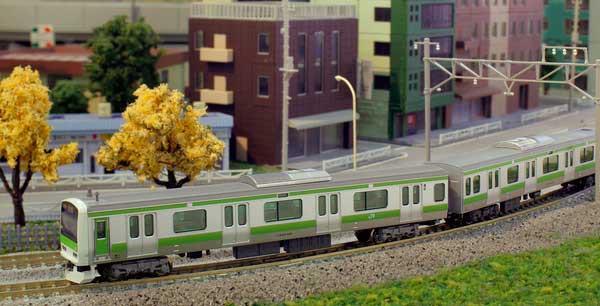 カトー E231系500番台山手線 増結セットB(3両) 10-892